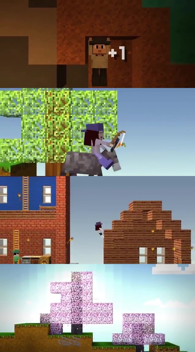 TOP10 SURVIVAL iOS GAMES OF ALL TIME 08. The Blockheads