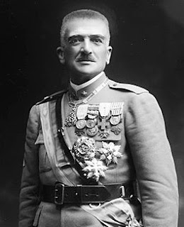 General Armando Diaz sent E A  Mario a telegraph thanking him for the song