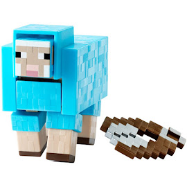 Minecraft Sheep Survival Mode Figure