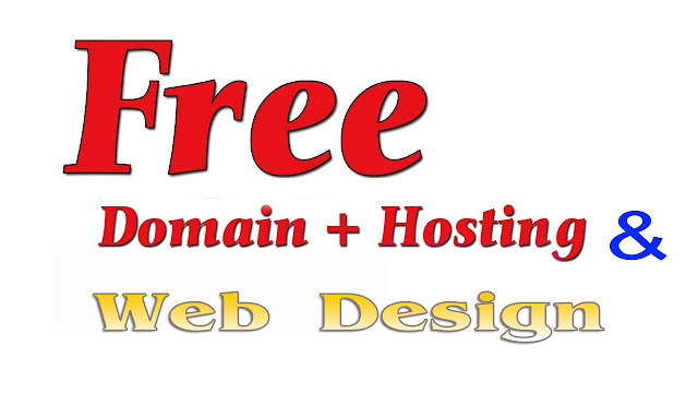 Free Domain + Hosting & Design - விஷேட கழிவுடன்