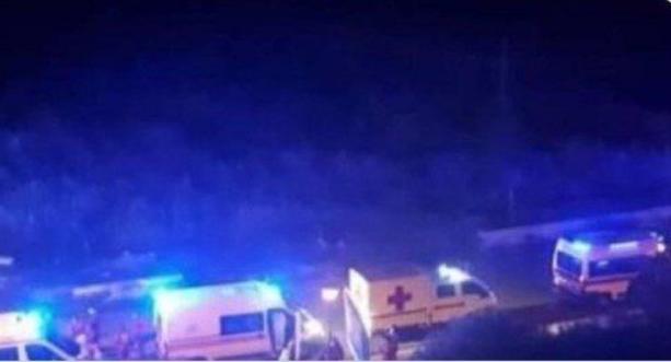 Sicilia, ambulanze in colonna per evacuare i pazienti delle Rsa