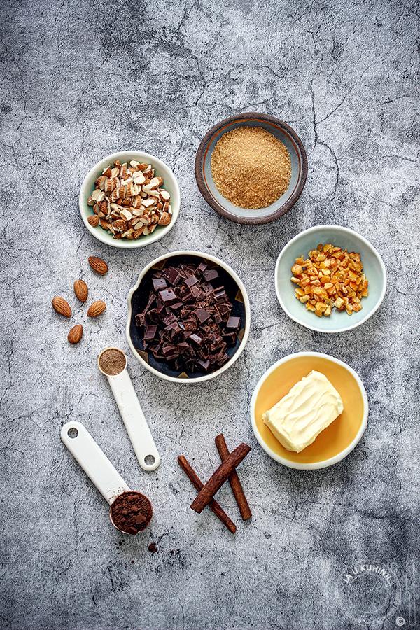 Cimet rolnice sa čokoladom