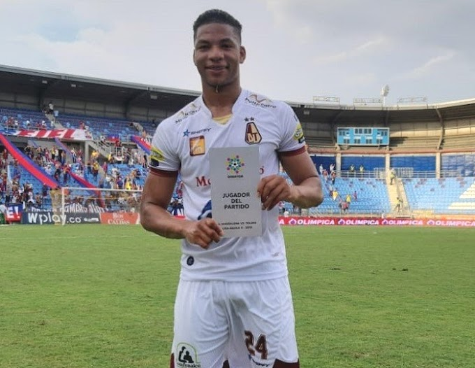 Carlos Robles: Volvió a marcar con DEPORTES TOLIMA tras 139 días