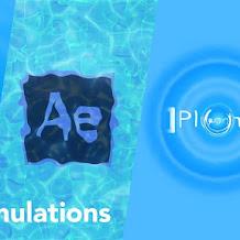 Tutorial AE: Cara Membuat Liquid Effects di After Effects dengan Caustics dan Wave World