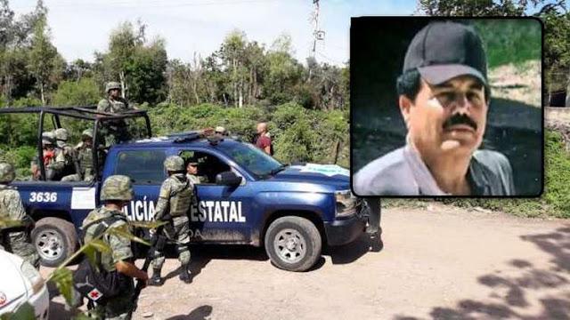 """Escapa """"El Mayo"""" Zambada de operativo militar en el rancho Santa Clara"""