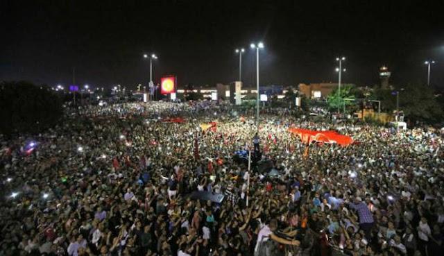 Karena 5 Faktor Inilah Kudeta Militer Di Turki Berhasil Digagalkan