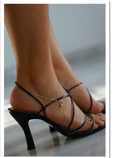 Anklet Lovers Cute Desi Feet Anklets Amp Toe Rings 2