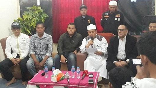 PA 212 Salahkan Ninoy Karundeng karena Berada di Pejompongan yang Diklaim Kawasan Oposisi