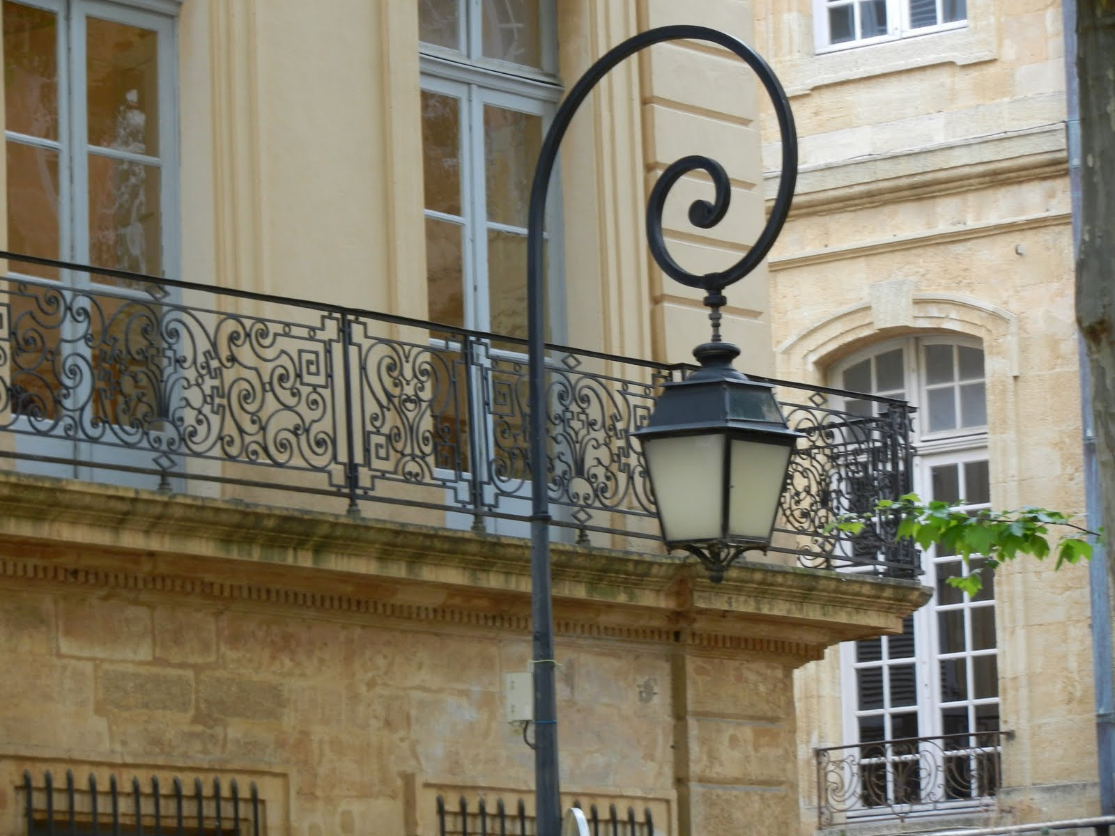 Favorite French Things Friday Ornamental Wrought Iron Window Bo And Balconies