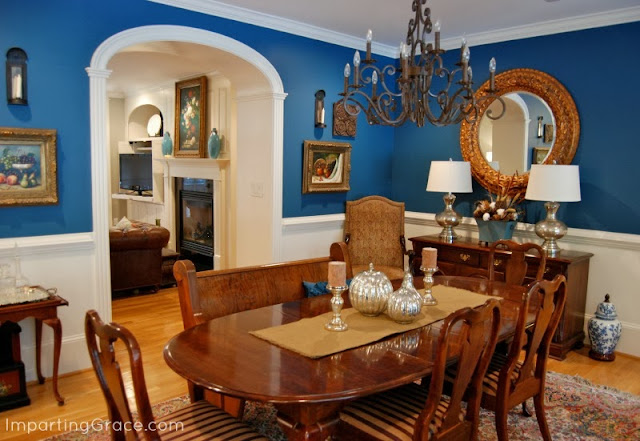Imparting Grace: Fall Home Tour