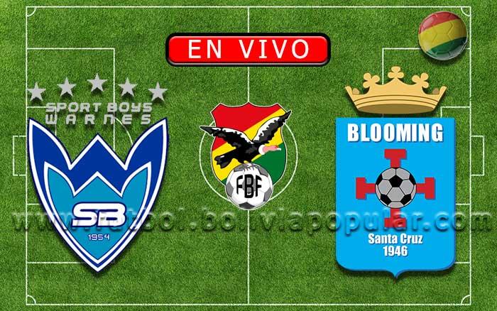 【En Vivo】Sport Boys vs. Blooming - Torneo Clausura 2019