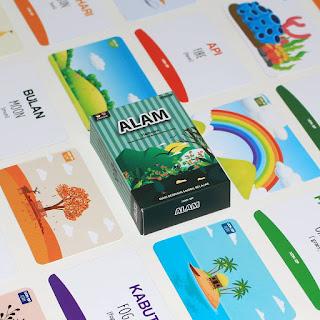 Flash Card Alam Sekitar