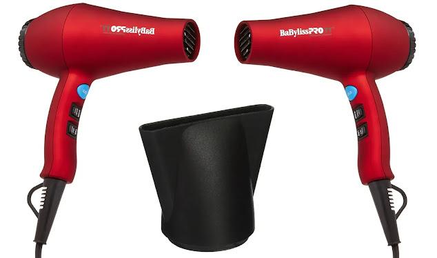 3- BaBylissPRO Tourmaline Titanium 3000 Dryer