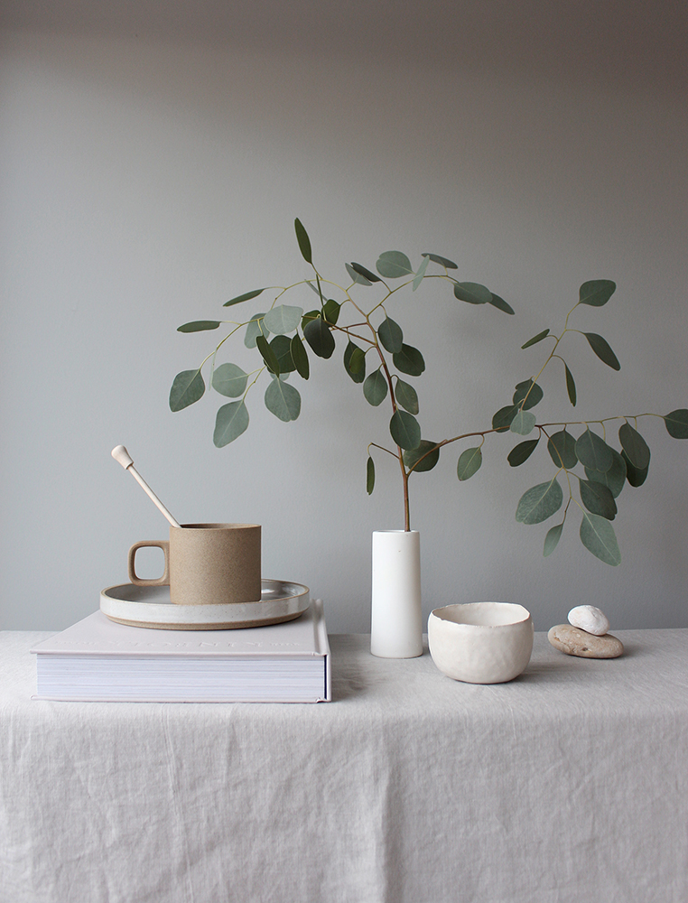 ilaria fatone - japandi, hand-made ceramics and minimal styling