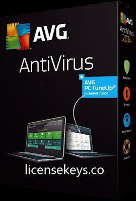 AVG Anti-Virus 8 Pro + key Free download