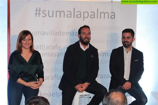 Presentación Marcos Lorenzo Tijarafe