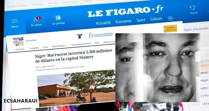'Le Figaro' se pasa de frenada y tergiversa la candente crisis social y económica en Marruecos.