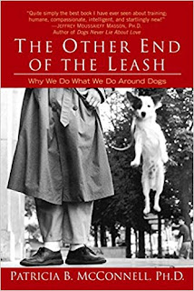 The animal books that changed lives part 1. Cover of The Other End of the Leash
