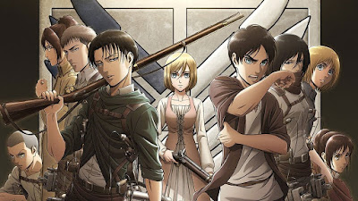 Descargar Shingeki no Kyojin 3rd Season [03/03] [MEGA] [HD]