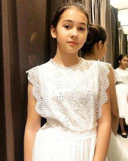 Pemain Dari Jendela SMP - Sandrinna Michelle pemeran Wulan