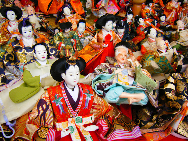 Doll Town Iwatsuki - Doll Memorial Ceremony | November, Saitama
