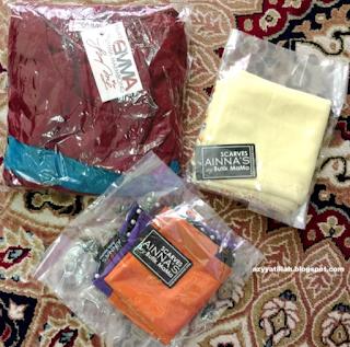3rd Mini Giveaway By azyyatiliah.blogspot.com 🌸
