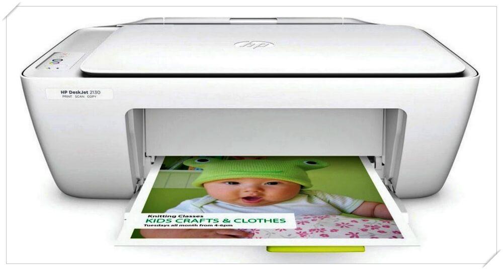طابعة HP DeskJet 2130