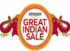 Amazon Great India Sale Online Shopping Offer 2019