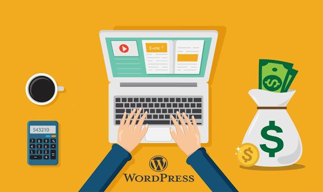 Wordpress tema satma görseli