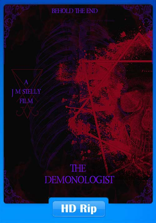 The Demonologist 2018 720p WEBRip x264 | 480p 300MB | 100MB HEVC
