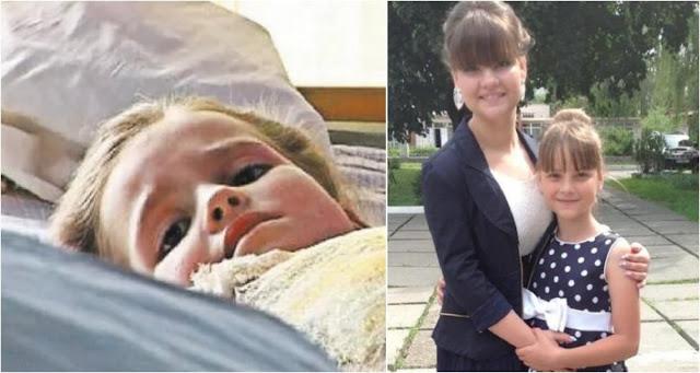 В 5 лет Настя Овчар вынесла свою сестру из горящего дома!