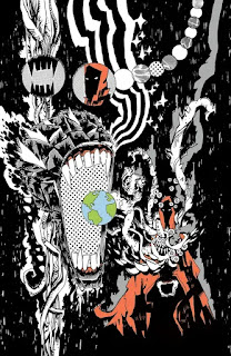 Image Comics anuncia 'Stone Ghost' de Jim Mahfood para noviembre.