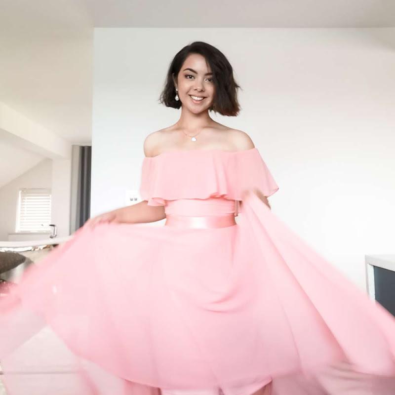Goddiva Pink Wedding Guest Dress