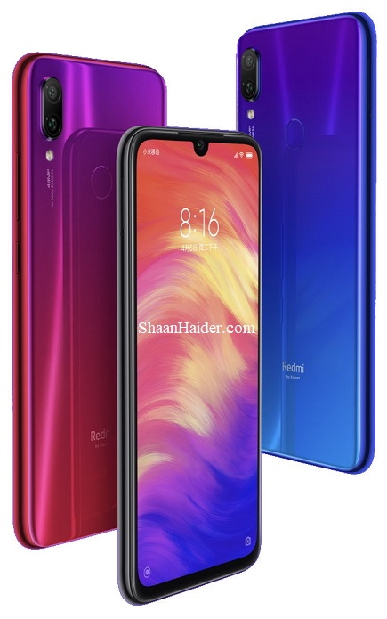 Xiaomi Redmi Note 7 : Full Hardware Specs, Features, Prices and Availability
