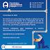 #ATENCIÓN ⚠️| Suspensión del servicio de agua en los barrios Santa Inés, Las Ferias, La Esmeralda y Pajonal.