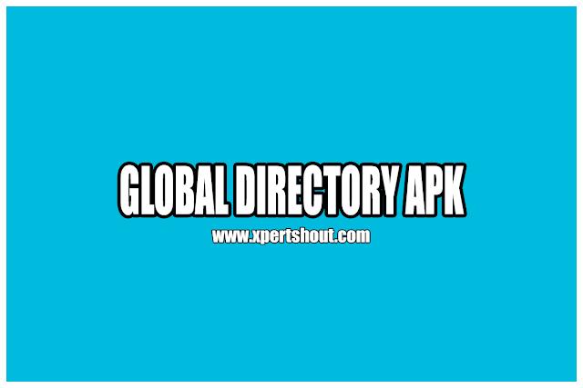 Global Directory apk | Mobile Number Details Finder