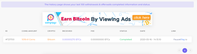 Earn Free BitCoin Every Hour to FaucetCrypto https://www.nkworld4u.com/ How to Earn Free BTC (Bitcoin) Online Money [100% Withdrawn}