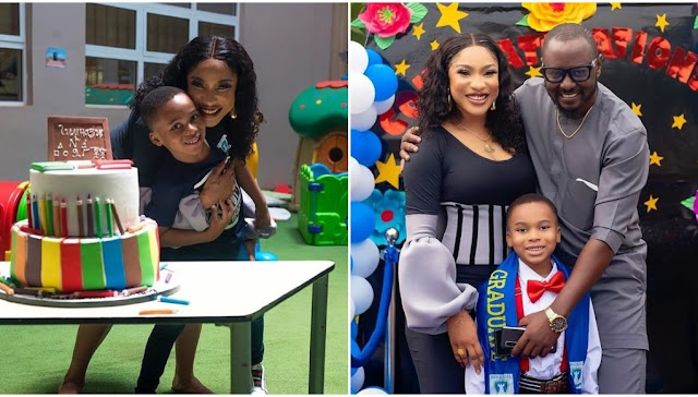 I'm raising a son that your daughter will be safe with– Tonto Dikeh reveals