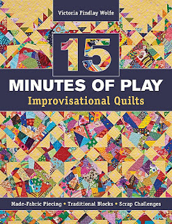 15 Minutes Of Play Book Blog Hop