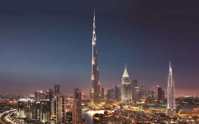 Top 5 Earthquake Resistant Structures Worldwide - Burj Khalifa