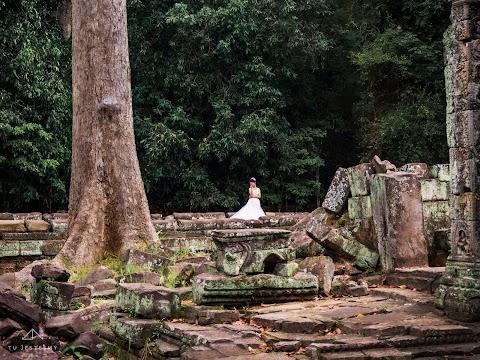 Plan zwiedzania świątyni Angkor Wat