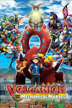 Pokémon the Movie: Volcanion and the Mechanical Marvel (2016) Subtitle Indonesia