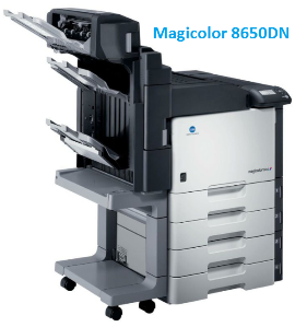 Konica Minolta Magicolor 8650DN
