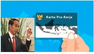Cara dan Persyaratan Untuk Bisa Mendapatkan Kartu Prakerja Pak Jokowi