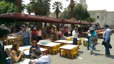 Invertirán más de 400 mil soles para fortalecer educación en la región Arequipa