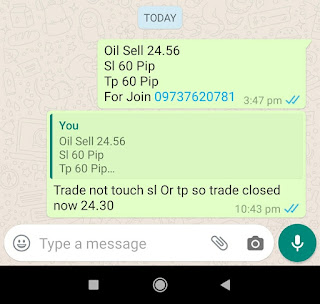 08-05-2020 Forex Trading Commodity Crude Oil Signal Prices