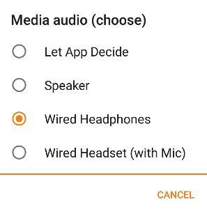 Mobile Headphone icon kaise hataye