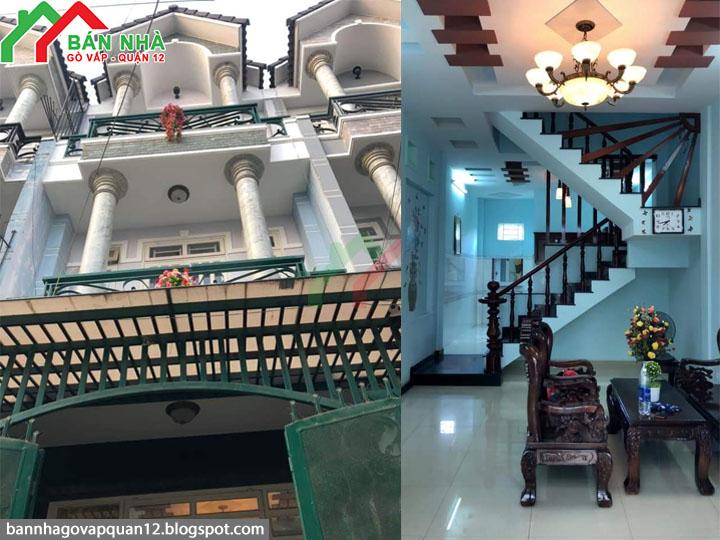 Bán Nhà quận 12 Đường TL16 Phường Thạnh Lộc 3.57 tỷ