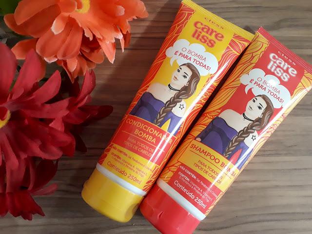 Shampoo para crescimento capilar em apenas 1 mês