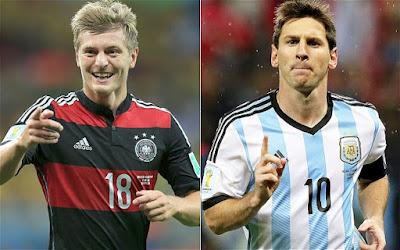مشاهدة مباراة الارجنتين والمانيا بث مباشر اليوم 9-10-2019 في مباراة ودية